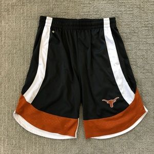 Texas Longhorns Boys' Basketball Shorts